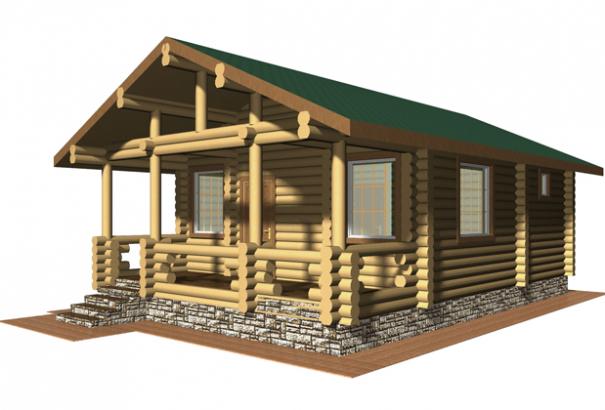 Уютная баня ZS-BB1001